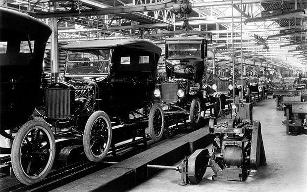 Fabriek is IT vooruit